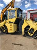Bomag BW 161 AD-4, 2007, Rouleaux tandem