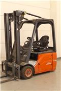 Linde E15, 2008, Electric forklift trucks