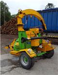 Heizohack 4-300, 2009, Wood chippers