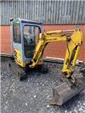 New Holland E 18 SR, 2008, Minibagger < 7t