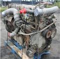 Volvo B12, Mootorid
