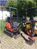 Eurocomach ES 10 ZT, 2014, Mini excavators < 7t (Mini diggers)