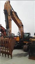 JCB JS 290, 2009, Mga crawler ekskavator