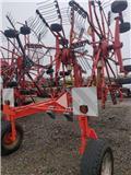 Kuhn GA 7501, 2008, Swathers \ Windrowers