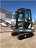 Schaeff TC 22-2, 2017, Mini excavators < 7t (Mini diggers)