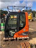 Doosan DX 140 LCR-3, 2016, Crawler excavators