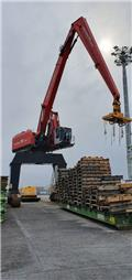 Mantsinen 120 R Hybrilift +attachments, 2012, Żurawie portowe