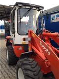 Kubota R 520, 2016, Backhoe Loaders
