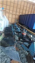 Överum SR 6 siipinen, Conventional ploughs