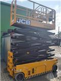 JCB 550, 2018, Nožnicové zdvíhacie plošiny