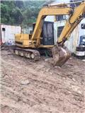 Caterpillar E 70 B, Midi excavators  7t - 12t