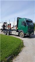 Volvo FH12, 2001, Log trucks