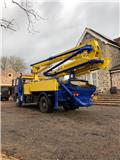 Mercedes-Benz Atego, 2000, Concrete pumps