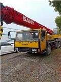 Sang QY25 C, 2013, Used all terrain cranes