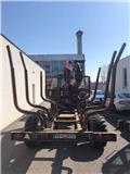 Other AGAMA LV10 s hydraulickou rukou, 2016, Další přívěsné vozíky