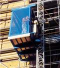 MABER MBA 800/150, 1999, Vertikalna dvigala
