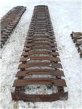 Gąsienice leśne Olofsfors Clarks Eco-tracks 600 70, Інше обладнання