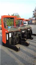 BT RR E 160, 2012, Trak jangkauan