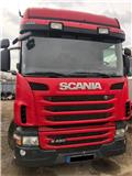 Scania L, P, G, R, S, Other Components