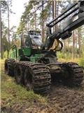 John Deere 1270 E, 2011, Harvesterid
