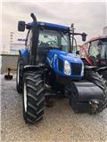 New Holland T6.140 CVT, 2014, Tractors