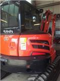 Kubota KX 057-4, 2017, Mini Escavadoras <7t