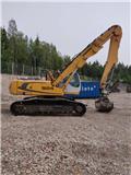 Liebherr R 924 C EW, 2008, Gravemaskiner for avfallshåndtering