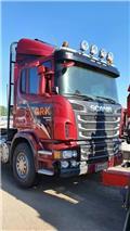 Scania R 620 LB, 2013, Raamid
