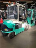 Mitsubishi FB35K-PAC, 2005, Electric forklift trucks
