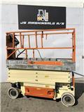 JLG 2630 ES, 2005, Saxlifte