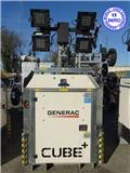 Generac Mobile CUBE HYBRID, 2017, Light towers