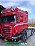 Scania R 500, 2011, Trækkere