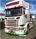 Scania R 580, 2016, Autotractoare
