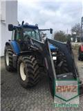 New Holland TM 165, 2001, Tractores