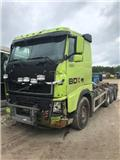 Volvo FH12, 2005, Chassis and suspension