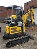 Wacker Neuson EZ17, 2019, Crawler Excavators
