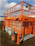 SkyJack 9250RT, 2003, Scissor Lifts