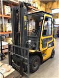 ABT CPCD15N-RW10, 2007, Dieseltrukit