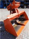 OilQuick OQ70/55- OQ80, Hĺbkové lopaty