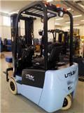 Utilev UT15PTE, 2016, Electric forklift trucks