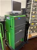 Bosch AU-Tester (für Benzin + Diesel) - Bosch, BEA 050, 2002, Ostale kargo komponente