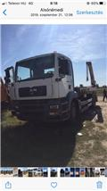 MAN TGA18.360, 2002, Skip loader trucks