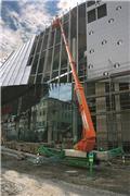 Teupen Leo 30 H, 2000, Telescopic boom lifts
