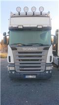 Scania R 470، 2005، شاحنات بمقصورة وهيكل