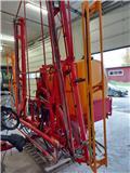 Junkkari 300, 1996, Mounted sprayers