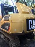Caterpillar 312 D, Crawler excavator