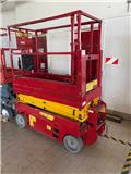 Genie GS 1530, 2012, Škarjaste dvižne ploščadi