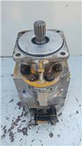 Caterpillar 988 H, Hidraulikos įrenginiai