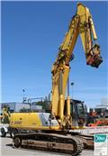 New Holland E 385, 2007, Excavadoras sobre orugas