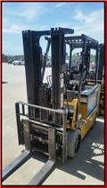 Caterpillar E 6500, 2012, Electric forklift trucks
